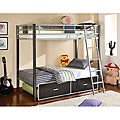 Pierce Twin Over Twin Bunk Bed with Twin Trundle