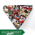 Ruff Stuff USA Red 'Dogs, Cats and Gifts' Dog Collar Bandana