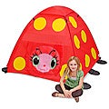 Melissa & Doug Mollie and Bollie Sunny Patch Adventure Plastic Tent