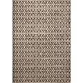 Miramar Grey/ Grey Transitional Area Rug (9'10 x 12'9)