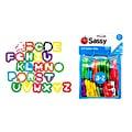 Sassy A-Z Letter Links