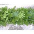 10-foot Fresh Balsam Cedar & Pine Garland