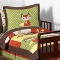 Sweet JoJo Designs &#39;Forest Friends&#39; 5-piece Toddler Bedding Set