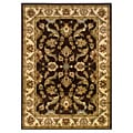 LNR Home Adana Brown/ Cream Oriental Rug (7'9 x 9'9)
