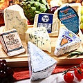 Singin' The Blues Upgrade Cheese Gift Assortment