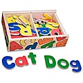 Melissa &amp; Doug Magnetic Wooden Alphabet