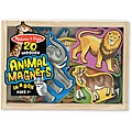 Melissa &amp; Doug Magnetic Wooden Animals