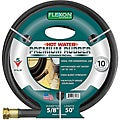 Flexon Hot Water Rubber (0.625' x 50') Garden Hose