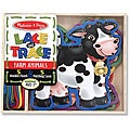 Melissa & Doug Lace and Trace Farm Play Set