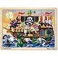 Melissa & Doug 48-piece Pirate Adventure Jigsaw Puzzle