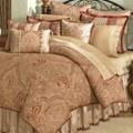 Castille 4-piece King-size Comforter Set