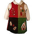 BT Kids Holiday Jumper Dress