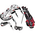 Orlimar HE2 Men's Right-handed Combo Golf Set