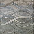 Alliyah Handmade New Zeeland Blend Classic' Grey/Green Wool Rug 6 ft Square