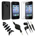 Case/ Screen Protector/ Headset/ Wrap/ Cable for Apple iPhone 4S
