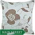 Poppy Spa Outdoor Pillow