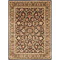 Brown Hand Tufted Wool Area Rug (9&#39;6 x 13&#39;6)