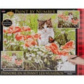 Paint By Number Kit - Cat's Garden