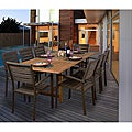 Amazonia &#39;Luxor&#39; Teak 9-piece Dining Set