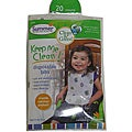 Summer Infant Keep Me Clean Disposable Bibs (Pack of 20)