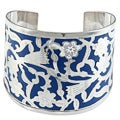 Zivah Silver Cuff Bracelet (India)