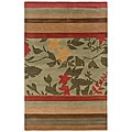 Hand-tufted Hesiod Multi Rug (9&#39; x 12&#39;)