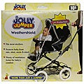 Jolly Jumper Weather Shield Single Stroller Cover