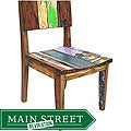 Ecologica Furniture Reclaimed Wood Dining/ Desk Chair
