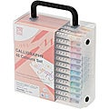 Zig Memory System Calligraphy 48-Marker Color Set