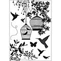 Kaisercraft &#39;Hummingbird&#39; Clear Stamps