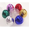 Lang's Chococolates Assorted Foil Wrapped Easter Eggs (Pack of 12)