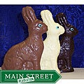 Lang's Chocolates Hollow Easter Rabbit
