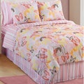 Butterfly 3-piece Twin-size Comforter Set