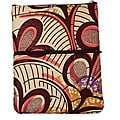 Pretty in Pink Wax Print iPad/Kindle/Nook Case (Rwanda)