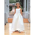 Sweetie Pie Girl&#39;s Ivory Special Occasion Dress