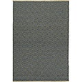 Blue Diamond Jute Rug (5' x 8')