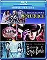 Beetlejuice/Charlie And The Chocolate Factory/Tim Burton's Corpse Bride (Blu-ray Disc)