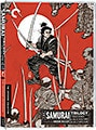 The Samurai Trilogy Box Set (DVD)