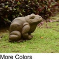 Volcanic Ash Contented Toad (Indonesia)
