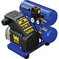 Wen 4 Gallon 2 HP Twin Tank Compressor
