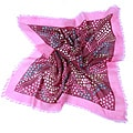 Polka Dots Handmade Neckerchief (India)