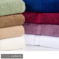 Calcot Supima Cotton Zero Twist 600 GSM Bath Towels (Set of 2)