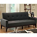 Charlie Charcoal Finish Sofa Bed
