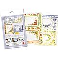 Flower Soft Papercraft 'Wild Flowers 2' Everyday-Die Cut Dimensions Kit