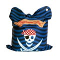 Sitting Bull Mini Pirates Fashion Bean Bag
