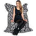 Sitting Bull Marie Antoinette Fashion Bean Bag