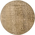 Sydney Beige/ Tan Transitional Area Rug (8' Round)