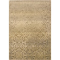 Sydney Beige/ Tan Transitional Area Rug (9'9 x 12'2)