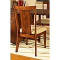Somerton Runway Gate Leg Side Chairs (Set of 2)