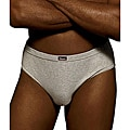 Hanes Classics Men's Sport Briefs (Pack of 6)